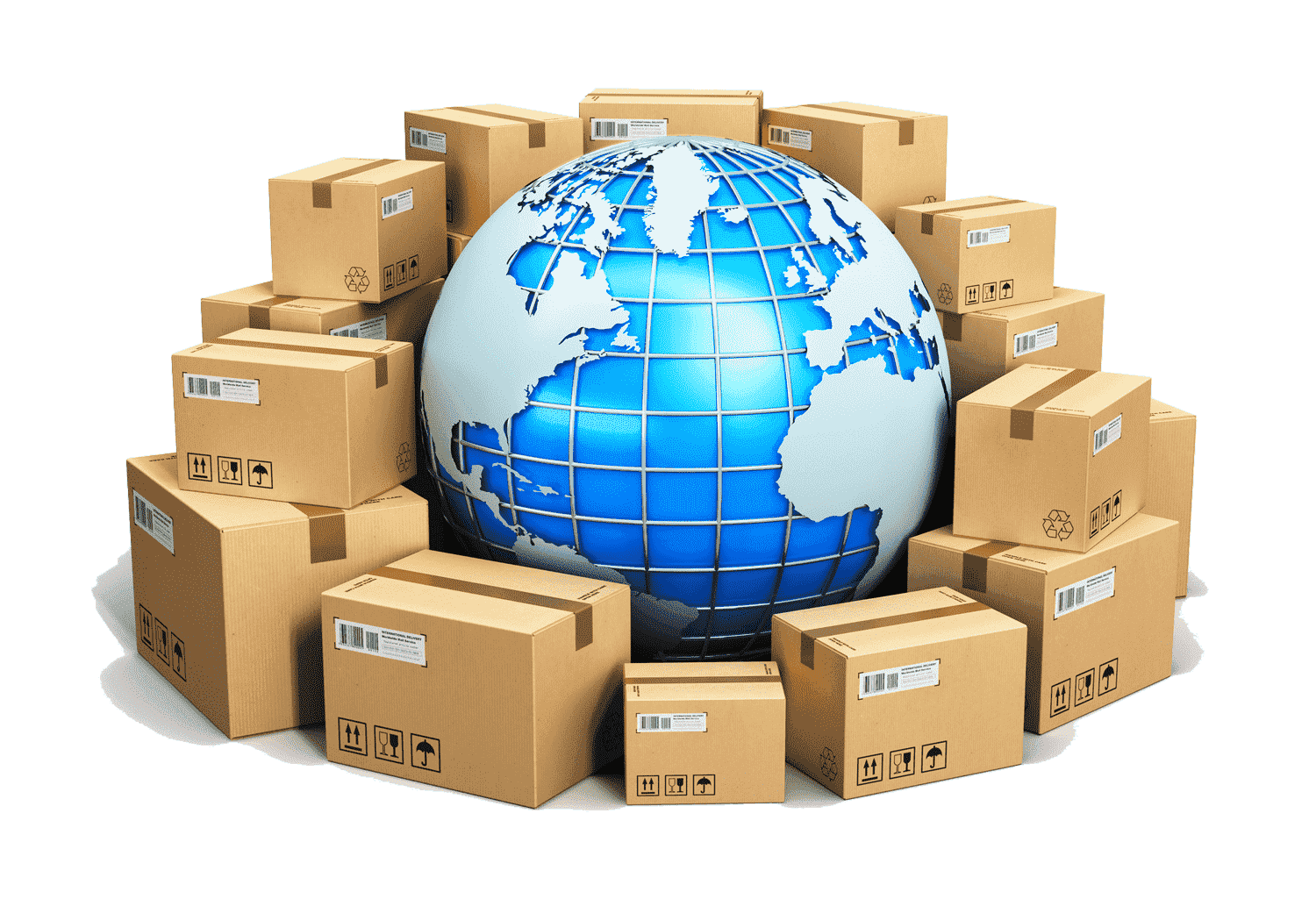 Shipping Boxes - PriorityBiz Shipping and Fulfillment